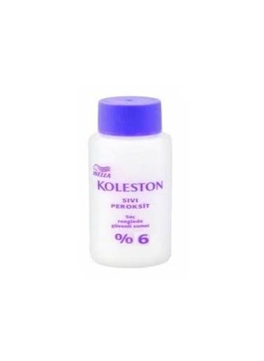 Koleston Koleston Sivi Peroksit %6 Krem Boya İçin Oksidan Renkli